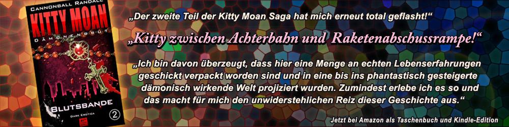 Kitty Moan Blutsbande - Lebenserfahrung auf Steroiden
