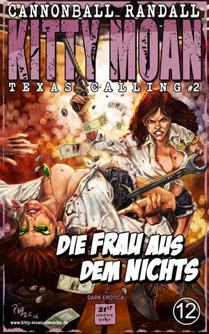 Kitty Moan 12 - Die Frau aus dem Nichts - Cover